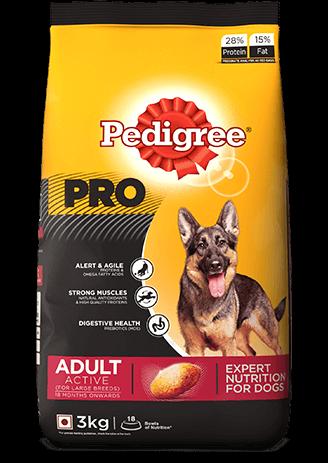 Pedigree Professional Active Adult
