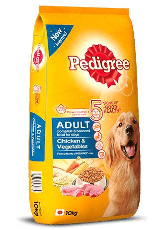 Pedigree Adult Chicken and Vegetables