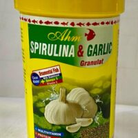 AHM Spirulina & Garlic Granulat