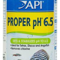 API PROPER pH 6.5 Freshwater Aquarium Water pH Stabilizer