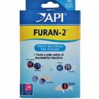 API FURAN - 2 | Treats Bacterial Fish Disease