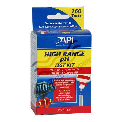 API FW/SW HIGH RANGE PH TEST KIT