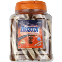 Twistix Canister Milk & Cheese Dog Treats