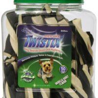 Twistix Vanilla Mint Dog Treats