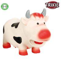 TRIXIE Cow Latex Dog Toy original Animal Sound