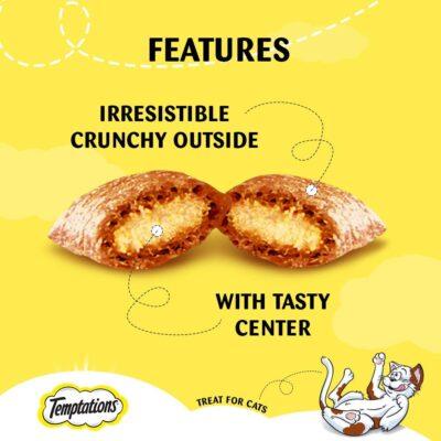 Temptations Cat Treat, Seafood Medley Flavour - 85 g